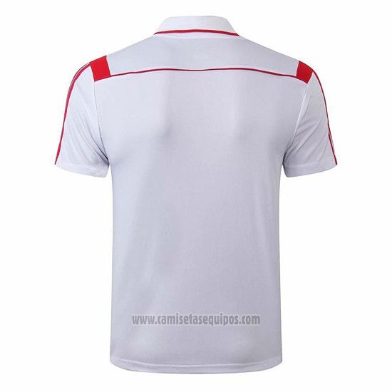 Camiseta Polo del Arsenal 2019/2020 Blanco